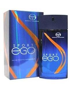 Sergio Tacchini Sport Ego Man туалетная вода 30мл тестер ()