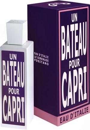 Eau D'Italie Un Bateau pour Capri туалетная вода 100мл (О Д'ИталиЛодка на Капри)