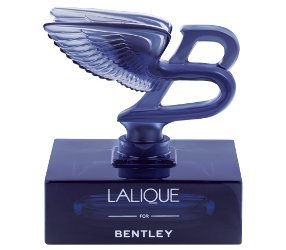 Lalique Bentley Blue Crystal Edition