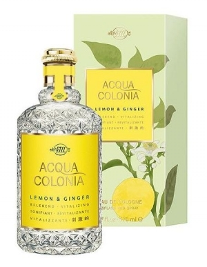 Maurer & Wirtz 4711 Acqua Colonia Lemon & Ginger