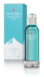 Victorinox Swiss Army Mountain Water for Her