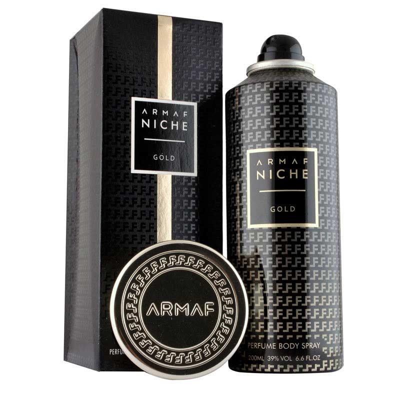 Armaf Niche Gold парфюмированная вода 90мл (Армаф Ниша Голд)