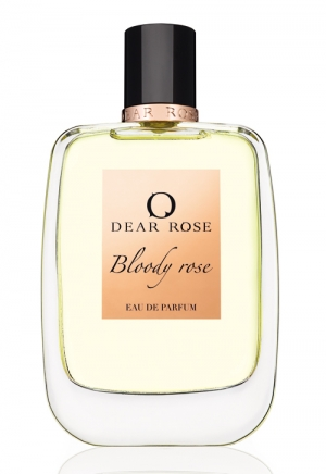 Dear Rose Bloody Rose парфюмированная вода 100мл (Дорогая Роза Кровавая Роза)