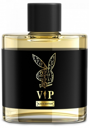 Playboy VIP for Him Black Edition