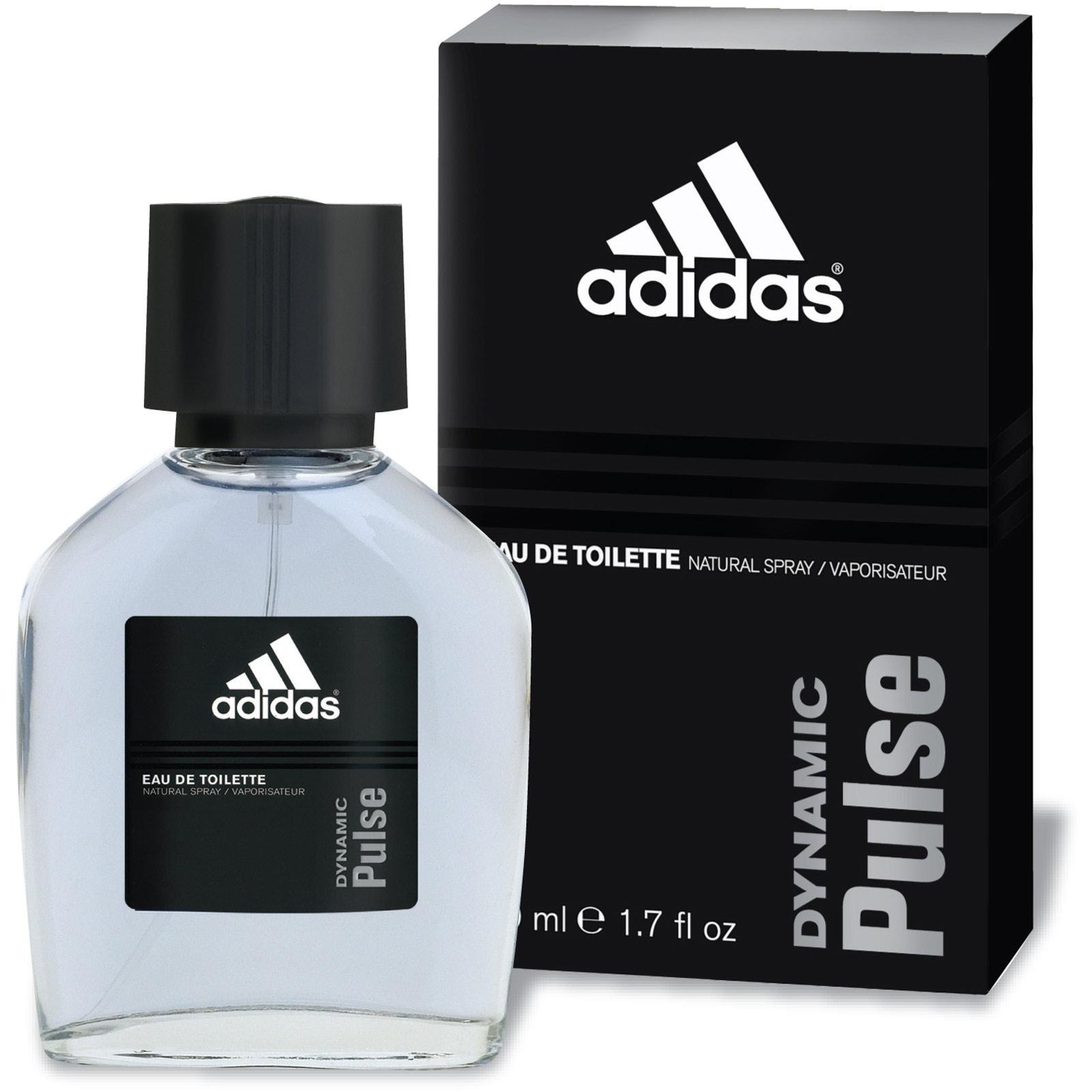 Adidas Dynamic Pulse туалетная вода 50мл (Адидас Динамический импульс)