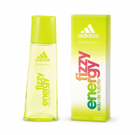 Adidas Fizzy Energy туалетная вода 50мл (Адидас Игристая Энергия)
