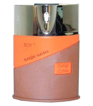 Sergio Nero Boy Orange Coffee