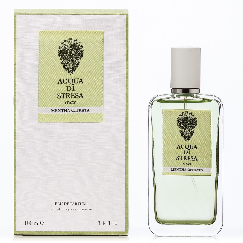 Acqua Di Stresa Mentha Citrata парфюмированная вода 5мл (атомайзер) (Аква ди Стреса Мятный Цитрус)