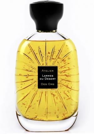 Atelier des Ors Larmes Du Desert парфюмированная вода 100мл (Золотая Мастерская Слезы Пустыни)
