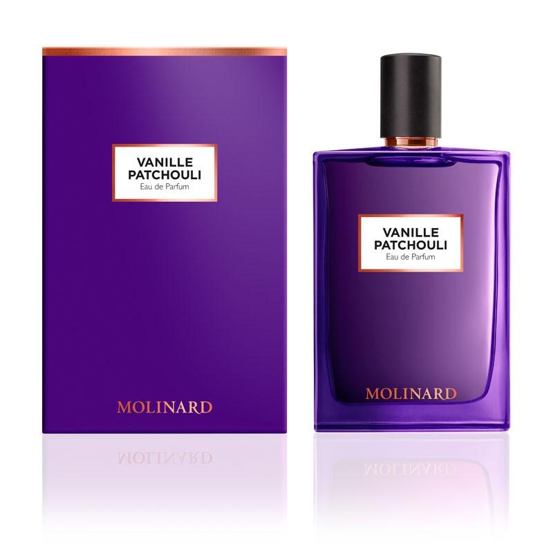 Molinard 2015 Vanille Patchouli парфюмированная вода 75мл ()