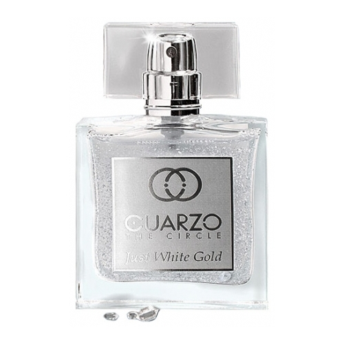 Cuarzo The Circle Just White Gold парфюмированная вода 30мл (Кварцевый Круг Белое Золото)