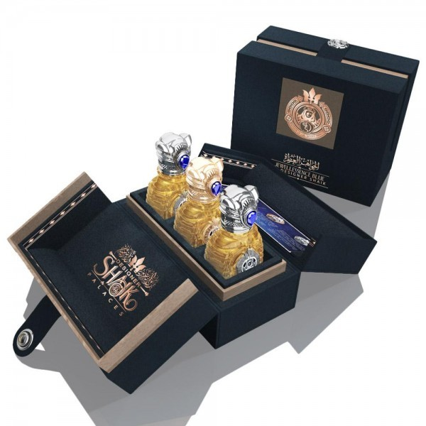 Shaik Men Set набор из 3 ароматов по 30мл (Шейх набор для мужчин)