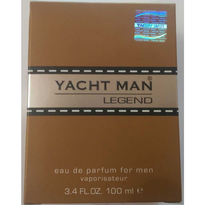 Yacht Man Legend