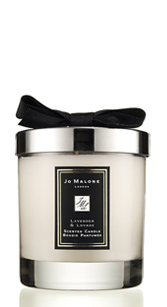Jo Malone Lavender & Lovage ароматическая свеча 200гр (Джо Малон Лаванда и Любисток)