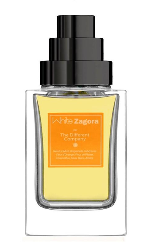 The Different Company L'Esprit Cologne White Zagora