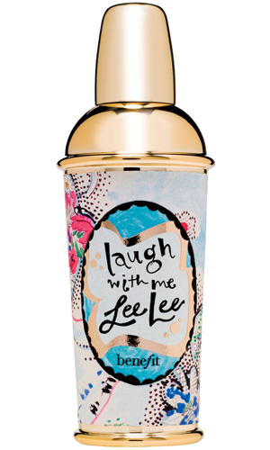 Benefit Laugh with me Lee Lee туалетная вода 30мл тестер (Бенефит Смейтесь Вместе со Мной Ли-Ли)