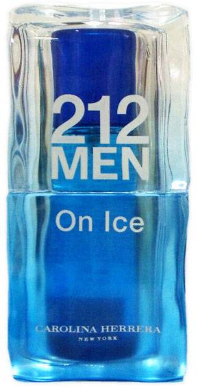 Carolina Herrera 212 Men on Ice 2005