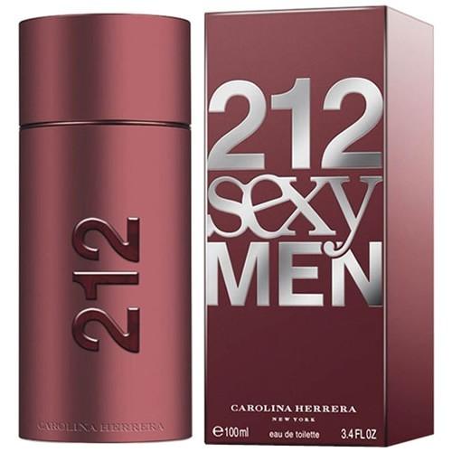 212 для мужчин секси