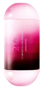 Carolina Herrera 212 Women Summer Limited Edition 2013