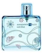 Mandarina Duck Cute Blue Woman
