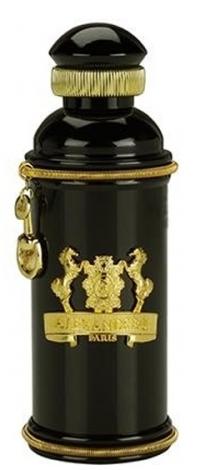 Alexandre J. Black Muscs парфюмированная вода 100мл (Александр Джей Черный Мускус)
