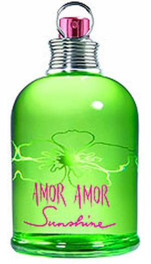 Cacharel Amor Amor Sunshine туалетная вода 50мл ()