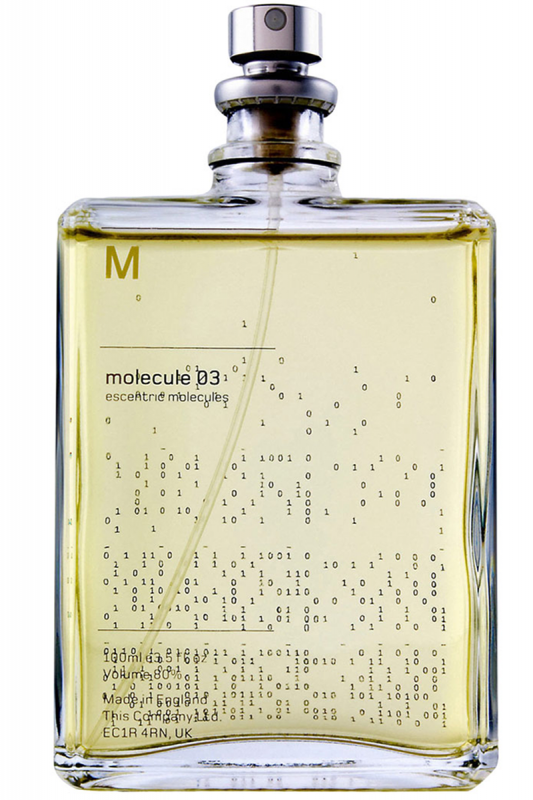 Escentric Molecules Molecule 03 туалетная вода 100мл (Эксцентрик Молекула Молекула 03)