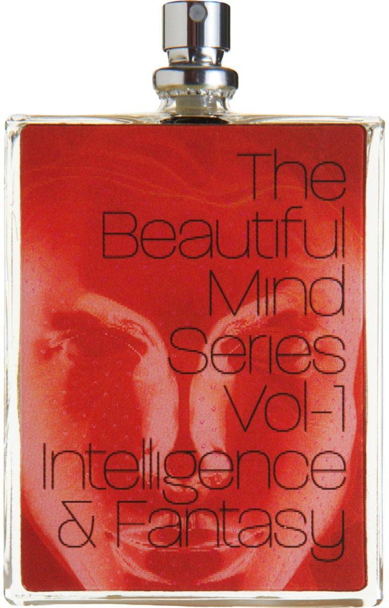 The Beautiful Mind Series Intelligence & Fantasy парфюмированная вода 100мл (Эксцентрик Молекула Игры Разума)