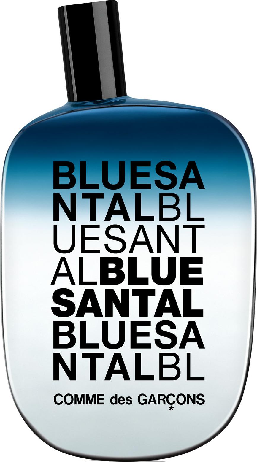 Comme Des Garcons Blue Santal парфюмированная вода 9мл (Комм де Гарсон Синий Сандал)