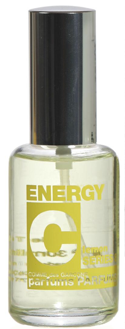 Comme Des Garcons Energy C Lemon туалетная вода 30мл (Комм де Гарсонс Энерджи Си Лимон)