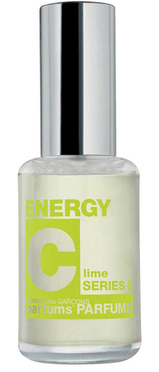 Comme Des Garcons Energy C Lime туалетная вода 30мл (Комм де Гарсонс Энерджи Си Лайм)