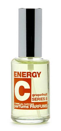Comme des Garcons Energy C Grapefruit туалетная вода 30мл (Комм де Гарсонс Энерджи С Грейпфрут)