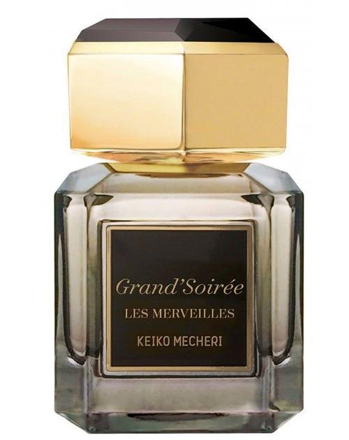 Keiko Mecheri Les Merveilles Grand Soiree парфюмированная вода 50мл тестер (Кейко Мечери Большой Званый Вечер)