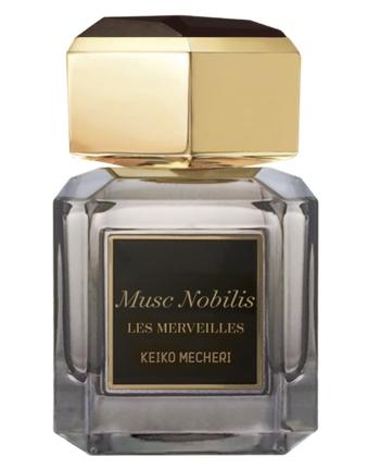 Keiko Mecheri Les Merveilles Musk Nobilis парфюмированная вода 50мл тестер (Кейко Мечери Благородный Мускус)