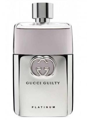 Gucci Guilty Platinum Pour Homme туалетная вода 90мл (Гуччи Гилти Платинум для мужчин)