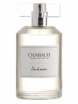 Chabaud Maison de Parfum Eau de Source туалетная вода 100мл (Шабо Мейсон де Парфюм)