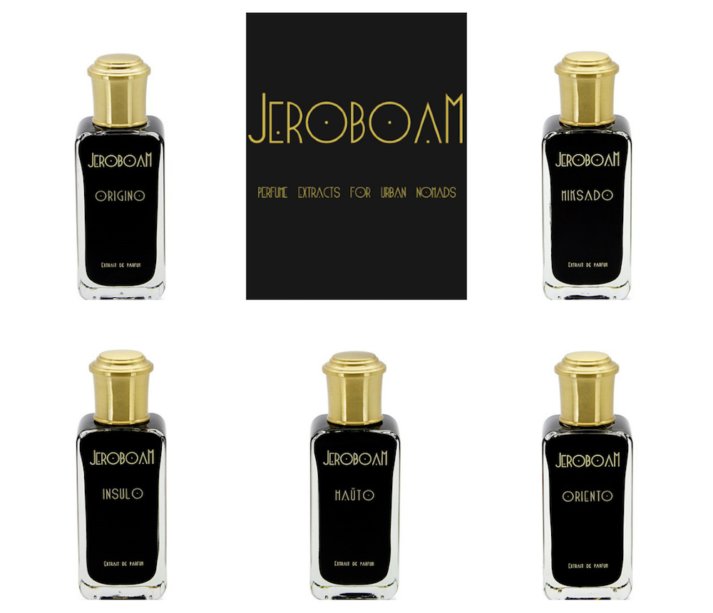 Jeroboam Perfume Collection