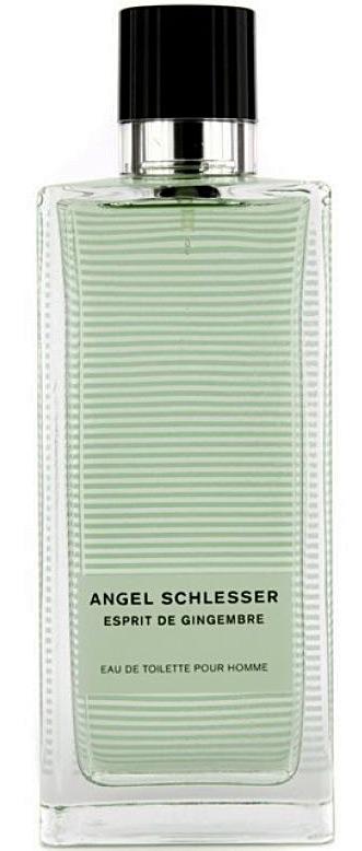 Angel Schlesser Esprit De Gingembre Men туалетная вода 150мл тестер (Ангел Шлессер Дух Имбиря Мужской)