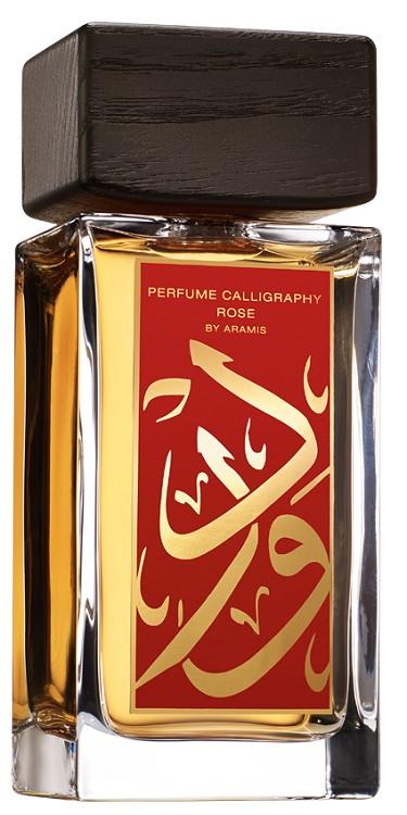 Aramis Perfume Calligraphy Rose парфюмированная вода 5мл (атомайзер) (Арамис Каллиграфический Парфюм Роза)