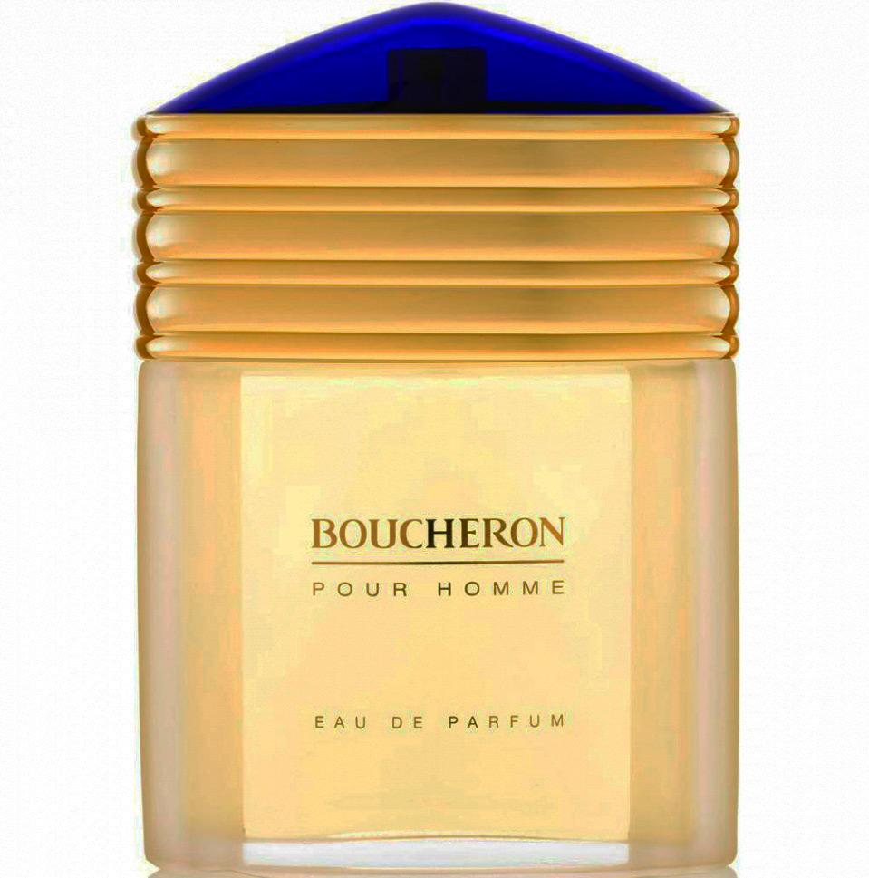 Boucheron pour homme парфюмированная вода 100мл тестер (Бушерон для Мужчин)