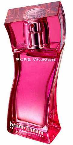 Bruno Banani Pure woman туалетная вода 60мл тестер (Бруно Банани Пур Вумен)