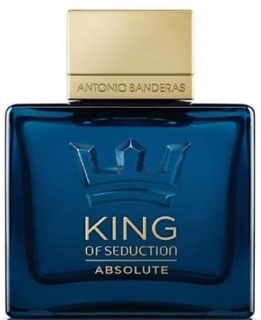 Banderas King of Seduction Absolute туалетная вода 100мл (Бандерас Король Соблазнения Абсолют)