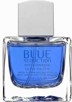 Banderas Blue Seduction for men
