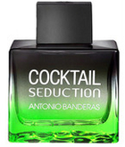 Banderas Cocktail Seduction in Black Man