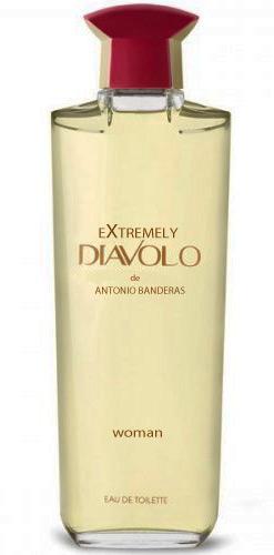 Banderas Diavolo Extremely Women туалетная вода 100мл (Бандерас Диаволо Экстремальная Женщина)