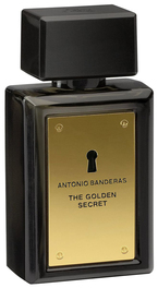 Banderas Golden Secret