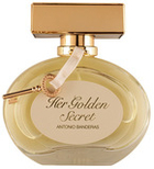 Banderas Her Golden Secret