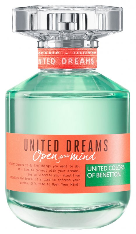 Benetton United Dreams Open Your Mind