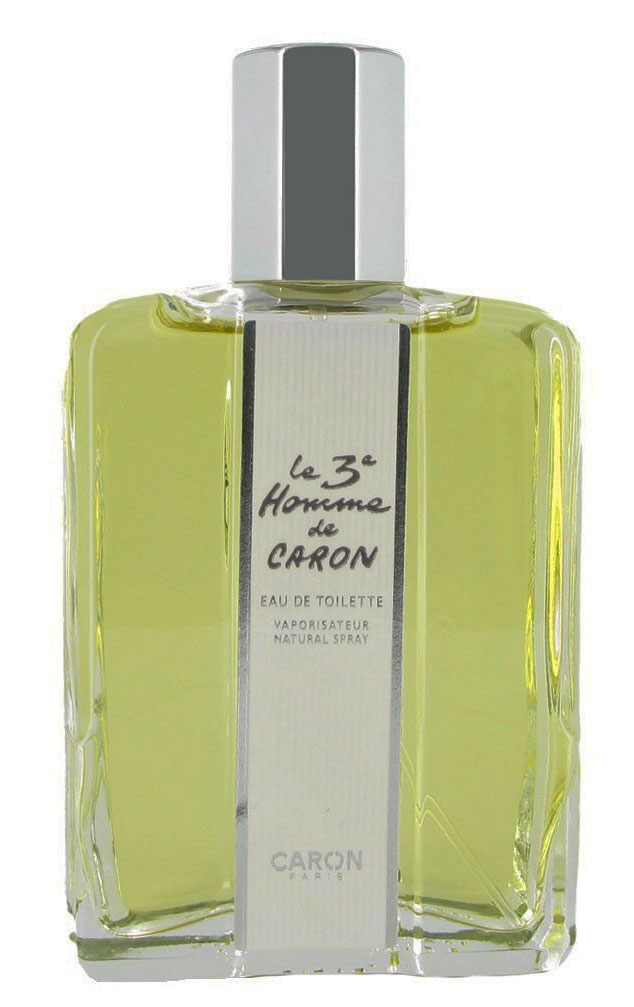 Caron Le 3` Homme de Caron туалетная вода 100мл (Карон 3 для Мужчин от Карон)