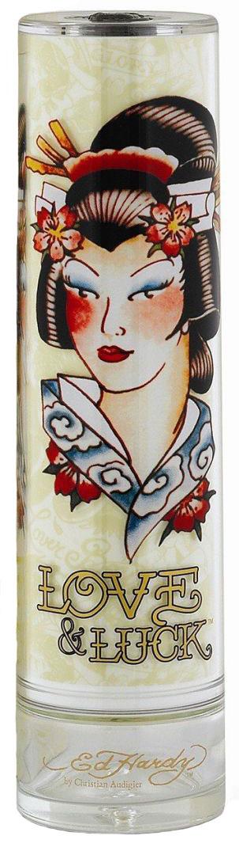 Christian Audigier Ed Hardy Love & Luck for women парфюмированная вода 100мл тестер (Эд Харди.  Любовь и удача для женщин)